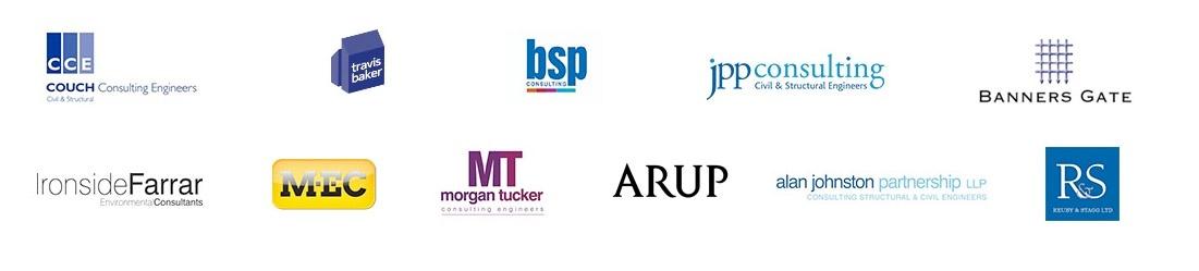 Flow partner logos
