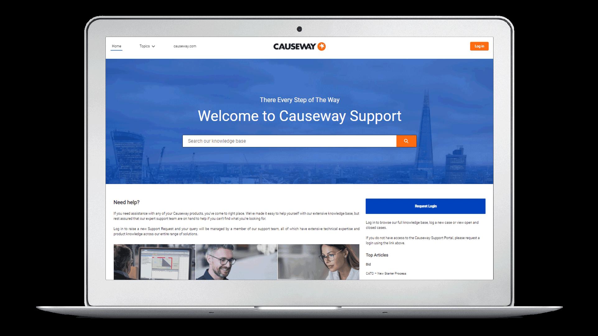 EMQL - customer support