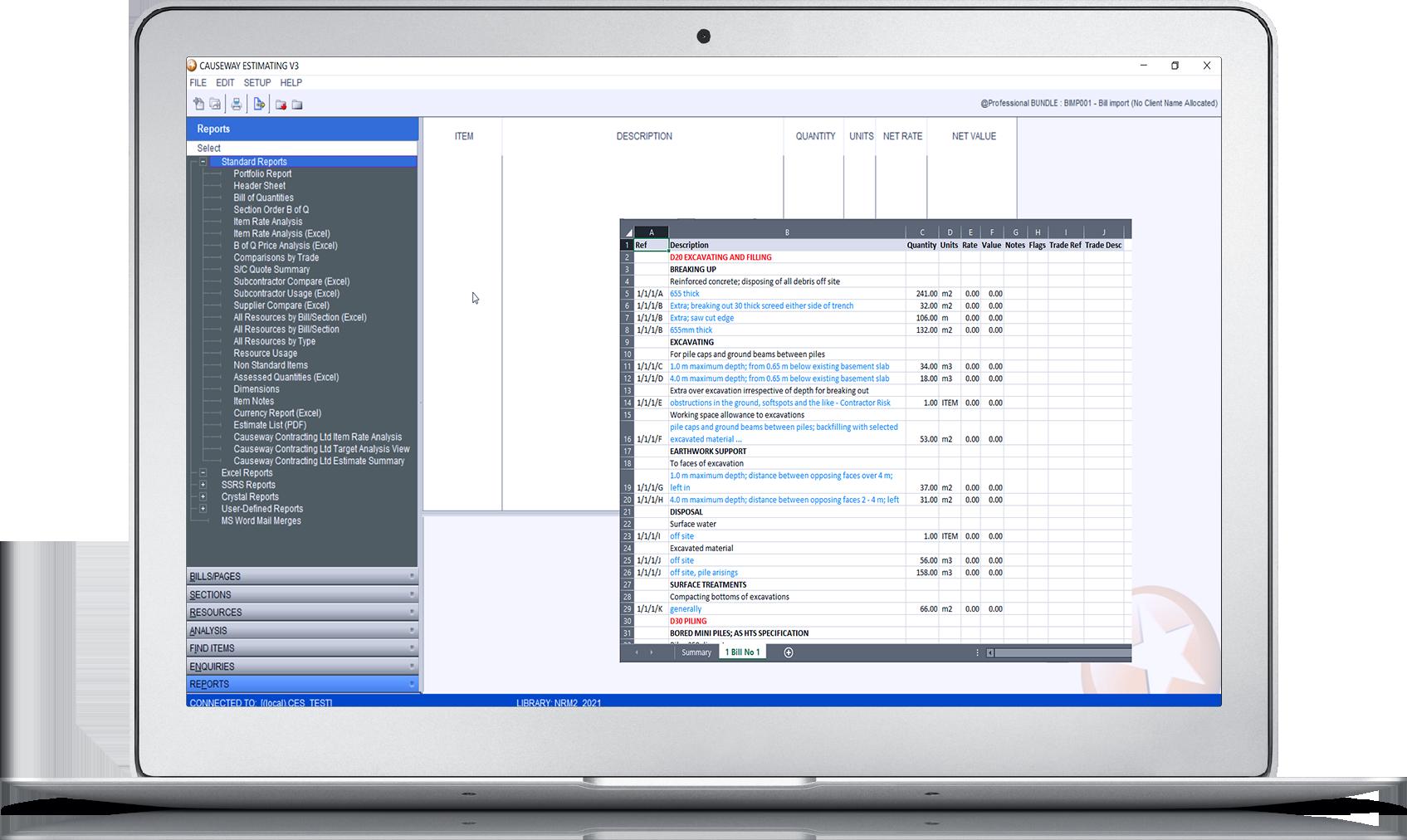 EMQL - report portfolio